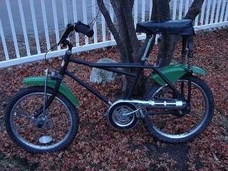 Vecchia bici per ragazzi anni 70-80
