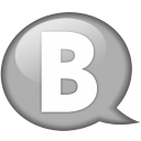 speech-balloon-white-b-icon