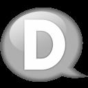 speech-balloon-white-d-icon