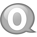 speech-balloon-white-o-icon