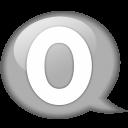 speech-balloon-white-o-icon