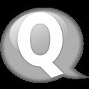 speech-balloon-white-q-icon