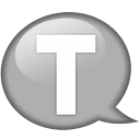 speech-balloon-white-t-icon