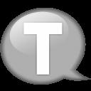 speech-balloon-white-t-icon