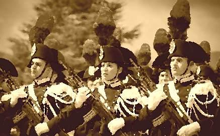 Carabinieri - Polizia - Interpretazione dei sogni