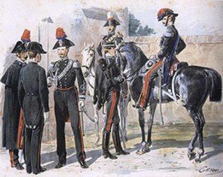 Carabinieri - Stampe - 02