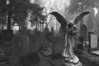 Cimitero gotico