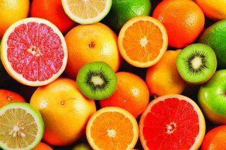 Sfondo frutta
