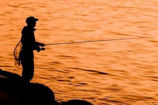 Pescare con la canna