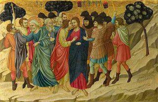 Tradire - Il tradimento di Giuda - Ugolino Nerio