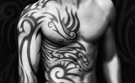 Sognare tatuaggi che si cancella