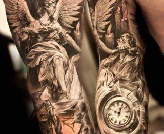 Tatuaggi artistici 2