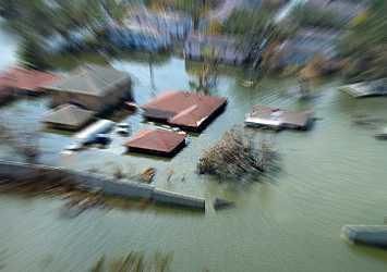 Inondazione, allagamento - Interpretazione dei sogni