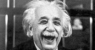 Ridere - Einstein che ride