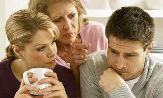 Suocera tra moglie e marito