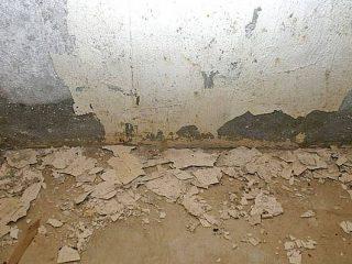 Come eliminare l'umidità dai muri