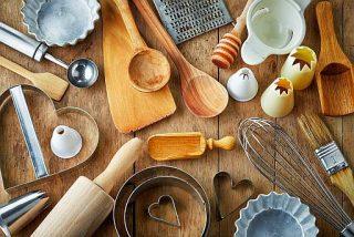 Gli attrezzi per cucinare