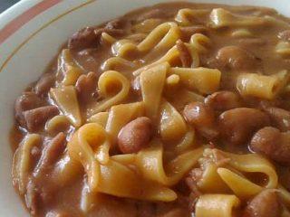 Pasta e fagioli alla veneta - Ricette semplici