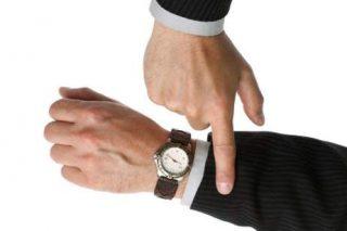 Ritardo - Non essere in orario