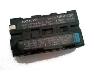 Sony CCD tr640E - Batteria originale