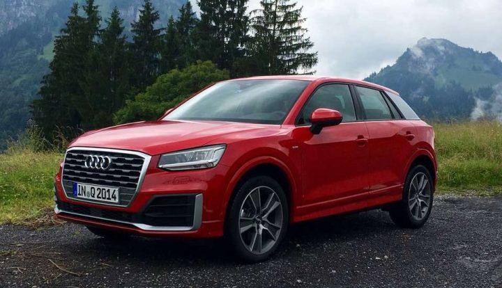 Audi Q2 - Musica dello spot