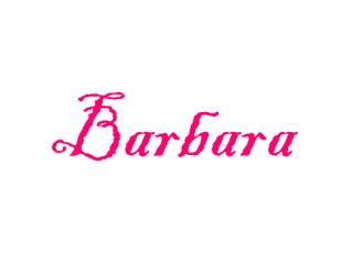 Barbara - Significato dei nomi