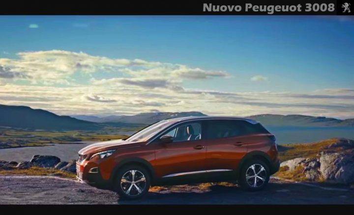 Peugeot 3008 SUV - Musica dello spot