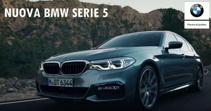 Nuova BMW Serie 5 - Musica dello spot
