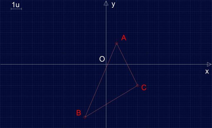 Retta R137 - Il triangolo ABC