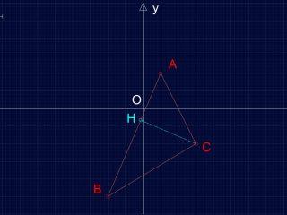 Retta R137 - Scelta della base e individuazione altezza