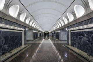 Stazione Dostoevskaya «© Alex Florstein Fedorov, Wikimedia Commons»