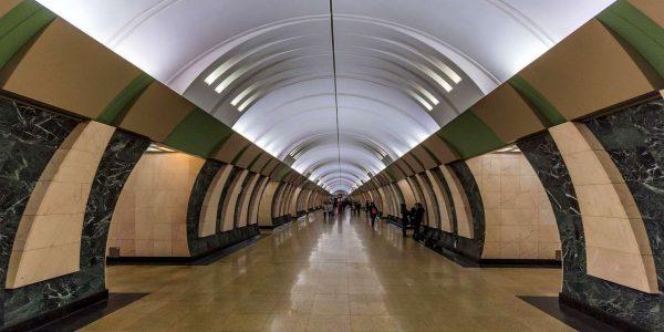 Stazione Maryina Roshcha «© Alex Florstein Fedorov, Wikimedia Commons»