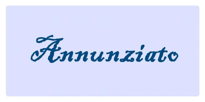 Annunziato - Significato dei nomi