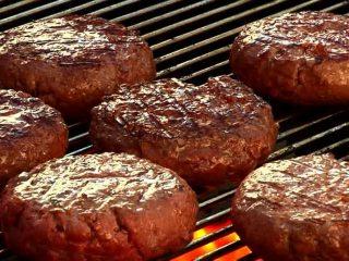 Hamburger nella rete - Ricette semplici
