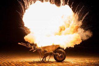 Carriol esplosione