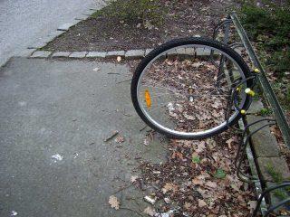Furto di bicicletta