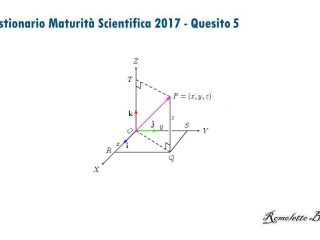 Maturità Scientifica 2017 - Questionario - Quesito 5