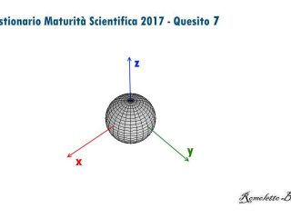 Maturità Scientifica 2017 - Questionario - Quesito 7