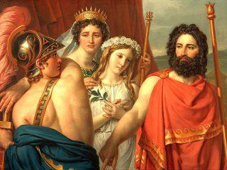 Rabbia - Interpretazione dei sogni (Jacques-Louis David - The_Anger_of_Achilles)