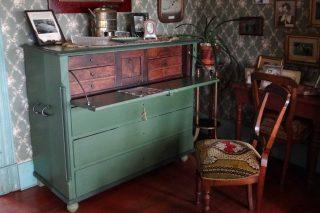 Vecchia scrivania