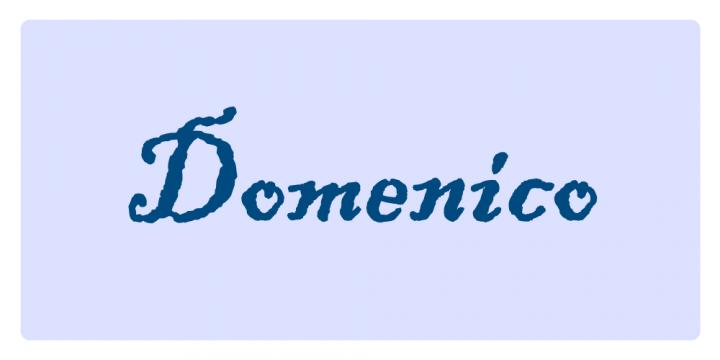 Domenico - Significato dei nomi