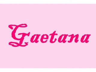 Gaetana - Significato dei nomi