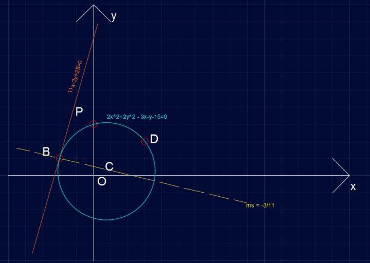 Circonferenza C173 - punto D