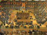 Tribunale - Interpretazione dei sogni (Autodafé - Francisco Rizi)