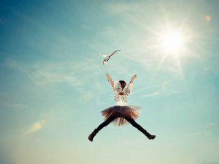 Saltare, salto - Interpretazione dei sogni