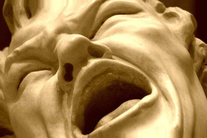 Urlare - Interpretazione dei sogni (Marsia - L'urlo)