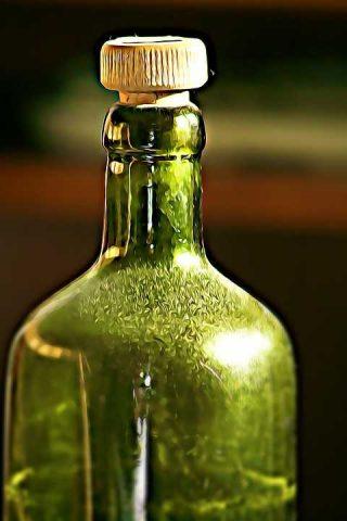 Tappo nella bottiglia