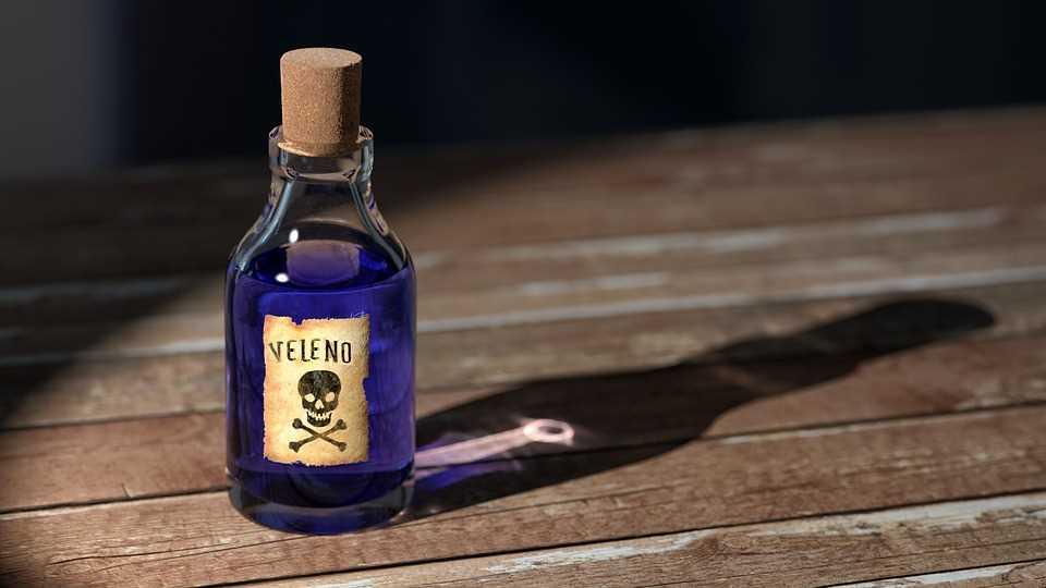 online retailer 56096 53e08 Veleno, sostanze tossiche - Interpretazione dei sogni ...