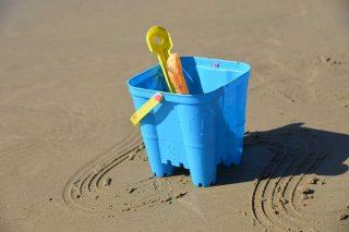 Secchiello da spiaggia