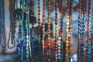 Collane e collanine del mercato